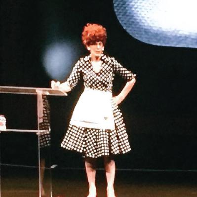 Judy Faulkner 2015