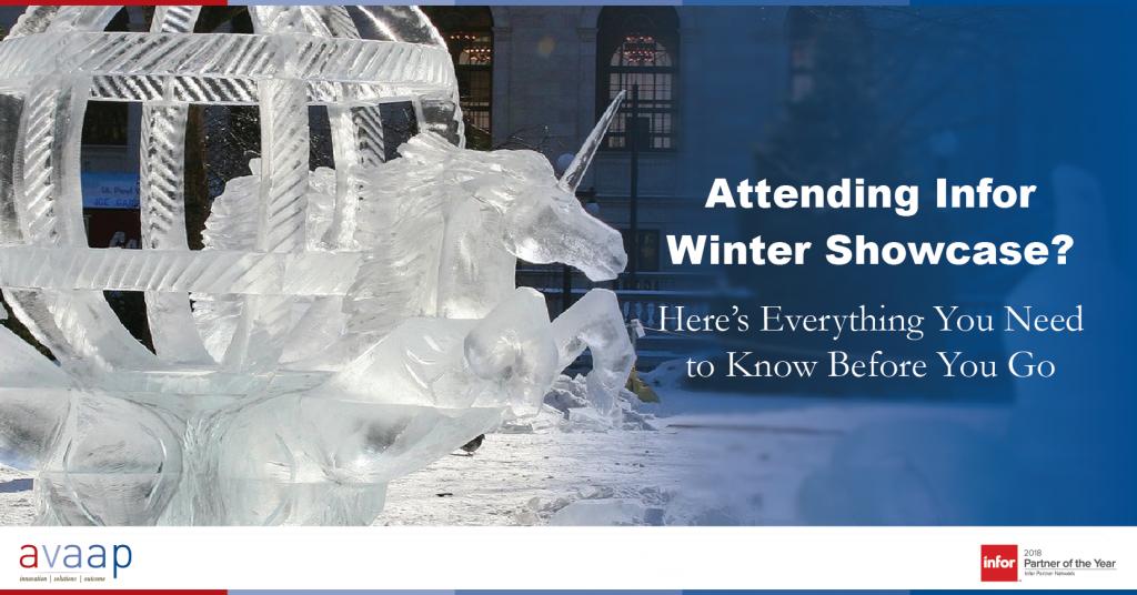 Winter Showcase Information