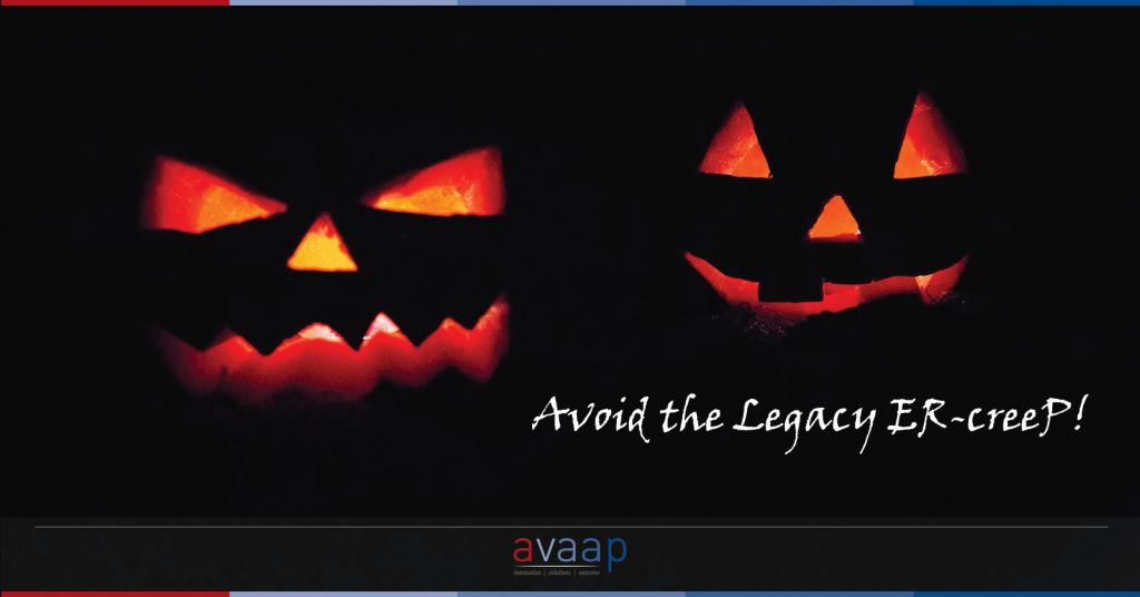 Avoid the Legacy ER-creeP