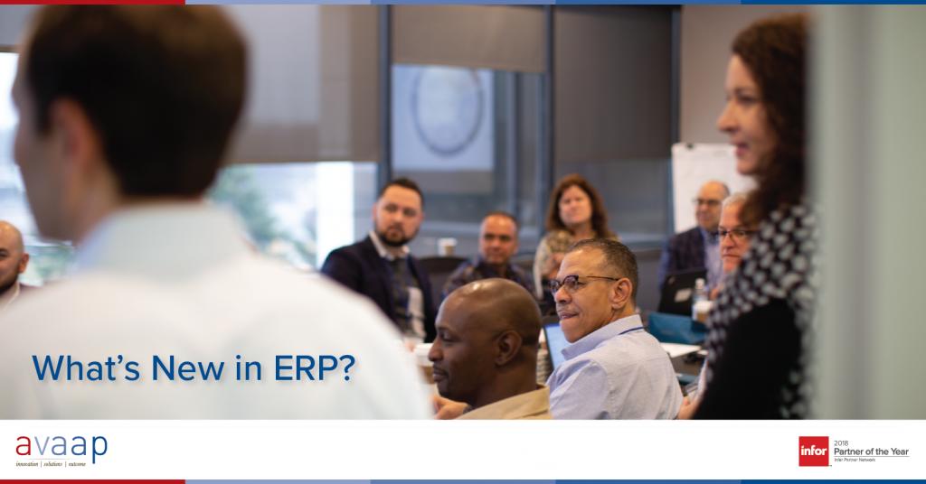 Avaap ERP meeting