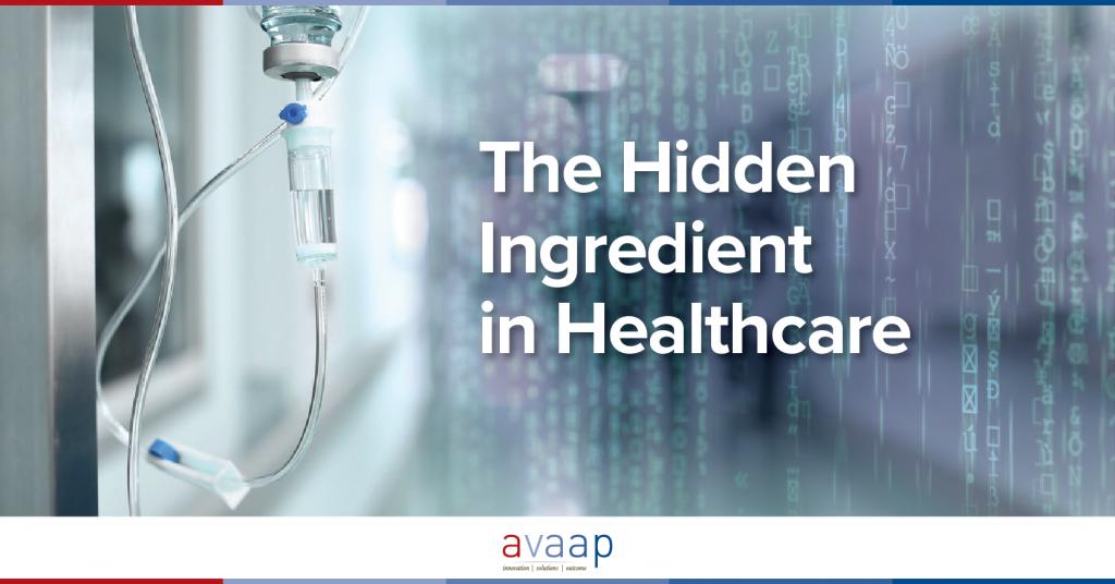 Healthcare Hidden Ingredient