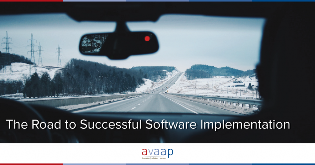Road to Success Software Implementation